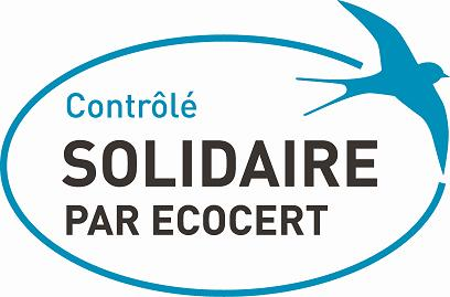23 logo ecocert solidaire